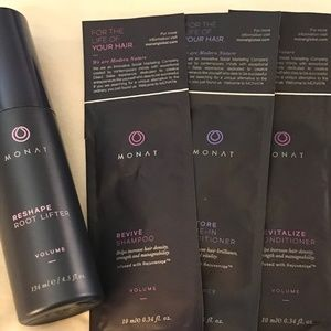 Monat Reshape Root Lifter & Samples